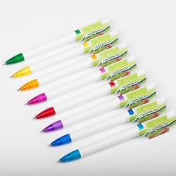 Długopis plastikowy Galaxy Klip UV