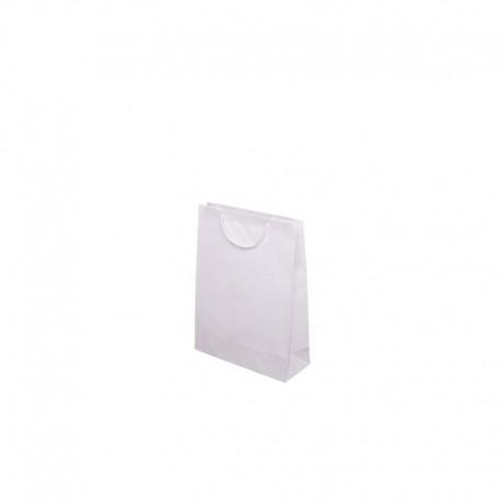 Torba papierowa 240x90x320 mm uchwyt sznurkowy