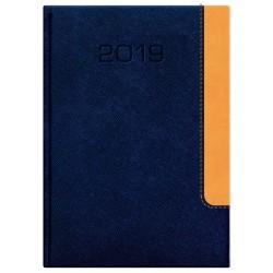 Kalendarz książkowy A5 dzienny Kianto