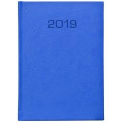 Kalendarz książkowy B5 tygodniowy Nadir Blue
