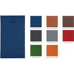 Kalendarz książkowy A6 tygodniowy Denim